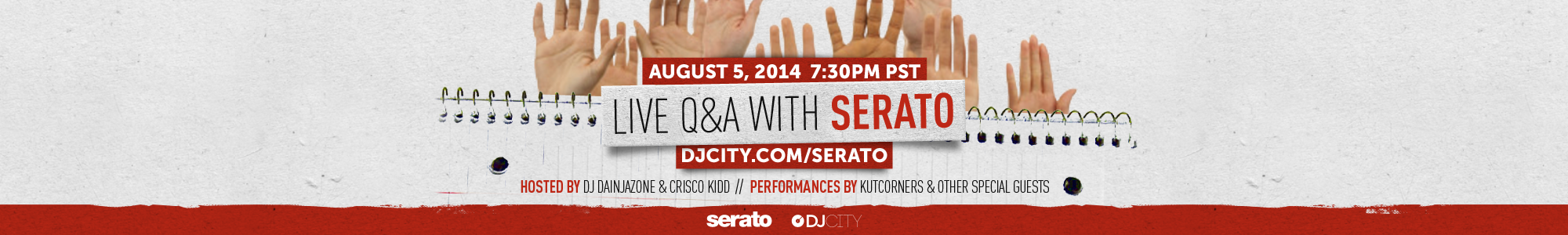 Live Q&A With Serato