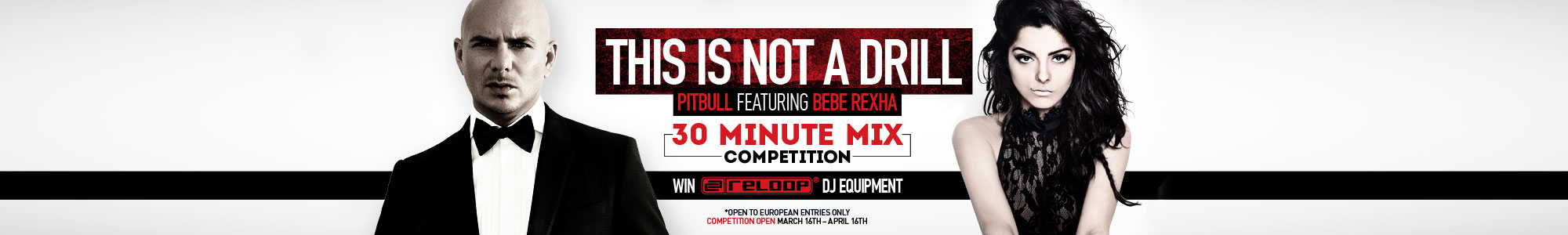 This Is Not A Drill Mix Competition Pitbull