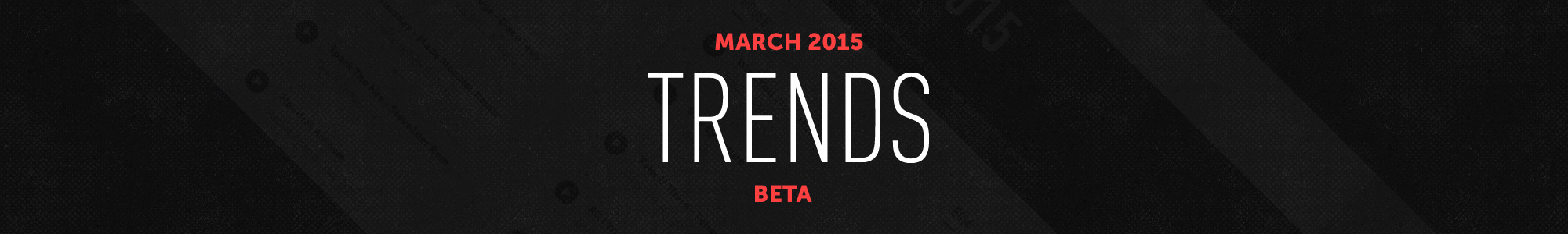 DJcity Trends Charts Page